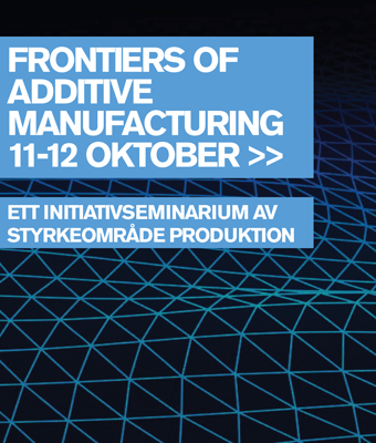 Frontiers of Additive Manufacturing